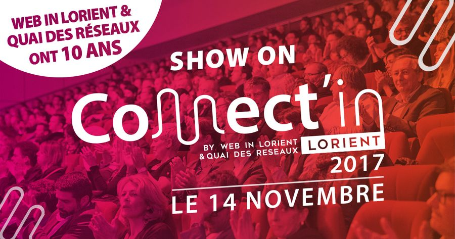 Connect'in Lorient - Lamour du Web