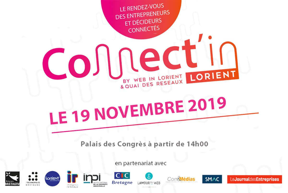 Salon Connect'in Lorient