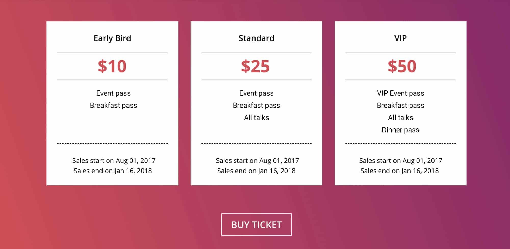 Stratégie billetterie site web événementiel
